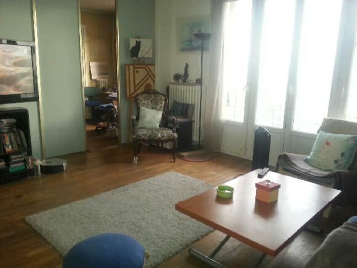 Chambre Chez L'habitant à Daumesnil