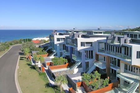 Beachfront Apartment Sunshine Coast - Point Arkwright - Pis