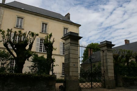 """La chambre """"ANNA"""" - FORVENT - Grez-Neuville"""