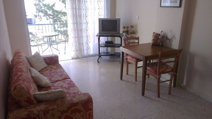 Kato Paphos (1 bed-room apartment)