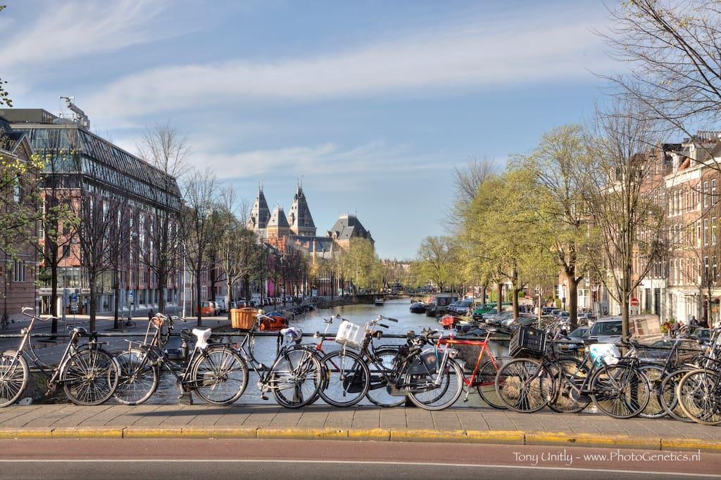 Street view - Ruysdaelkade