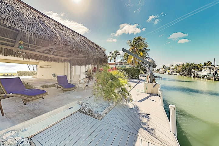 New Listing! Oceanfront Paradise w/ Dock & Beach