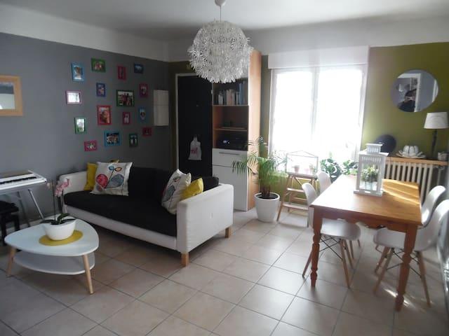 Maison T3 4 personnes + Jardin - Rueil-Malmaison - Casa