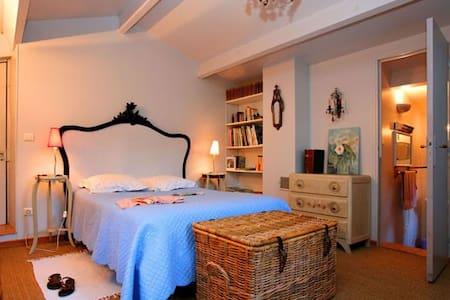 chambres dans un havre de fraicheur - Villefranche-de-Rouergue