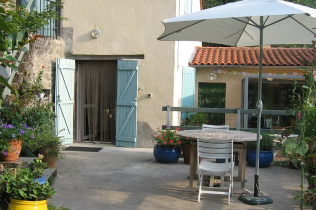Les chambres de la vall e heureuse chambres d 39 h tes - Chambres d hotes villefranche de rouergue ...
