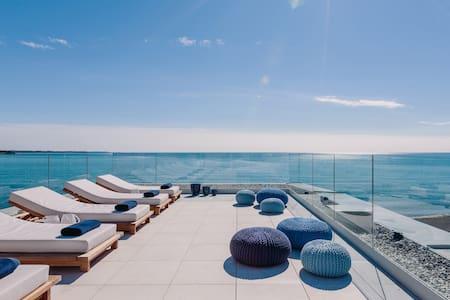 Luxury beachfront Villa in Istria! - Novigrad