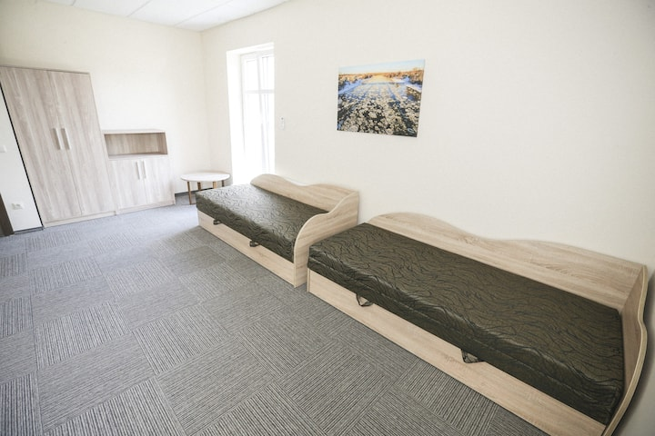 Brand new studio apartment/ for 2 persons