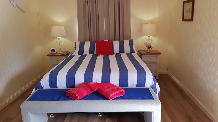 Queen bedroom complete with en suite.