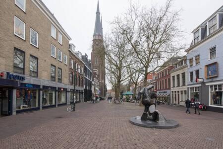 Apartment in the center of Delft II - Delft - Flat