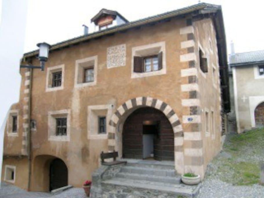 Casa del 1525