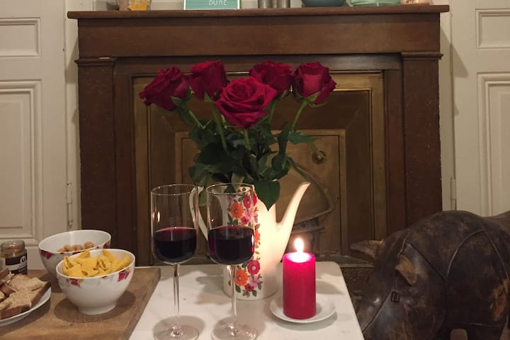 Appartement rempli de charme,idéal pour un couple!