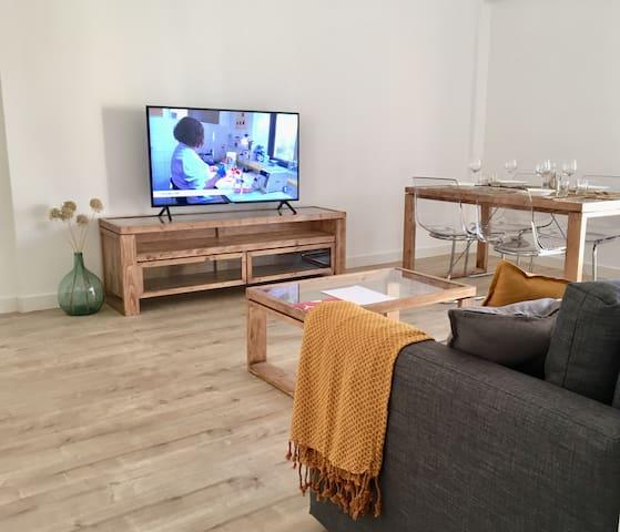 Bonito apartamento junto a Acera de Recoletos