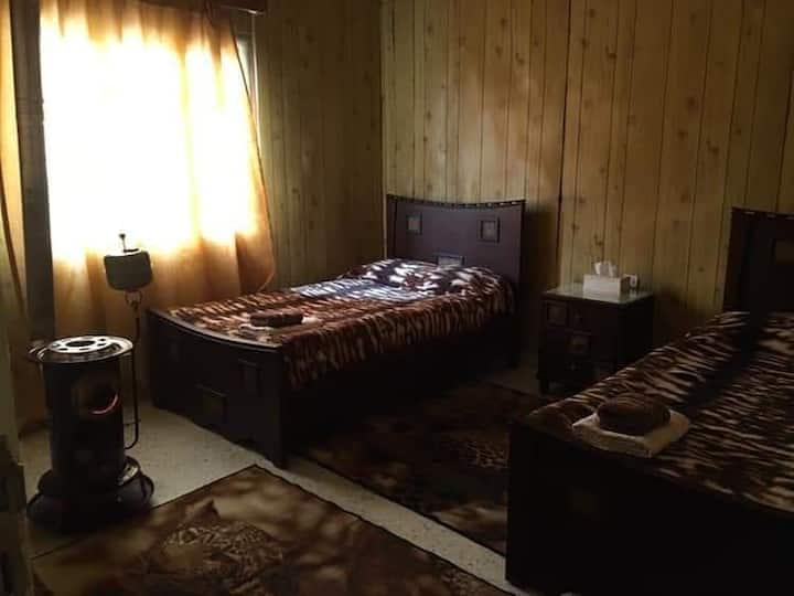 room 2 for 2 pers (BAYT EL HARA)