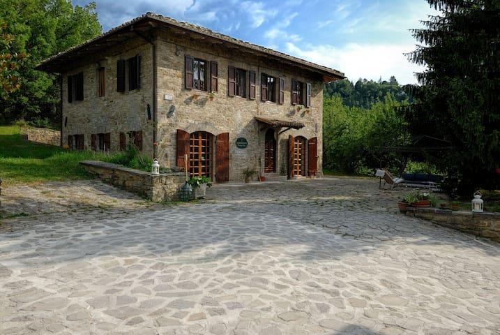 Un oasi di pace nel cuore d'Italia - Pievebovigliana - Penzion (B&B)