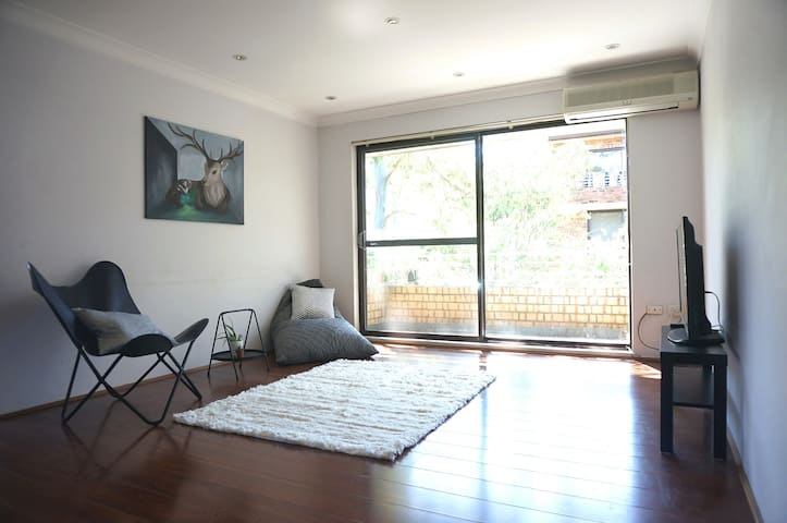 Sydney North Suburb Sunny rooms 2