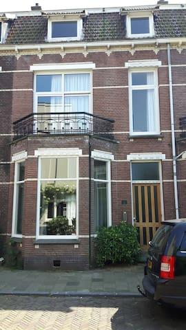 Utrecht city mansion