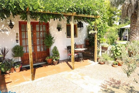 River Ebro Holidays La Casita B&B  Tortosa Tivenys - Tivenys - Bed & Breakfast