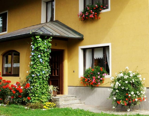 Schönes Gästezimmer, nähe Nassfeld - Jenig - Bed & Breakfast