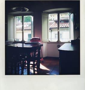 Lovely apartment in Pescia, Tuscany - Pescia - アパート