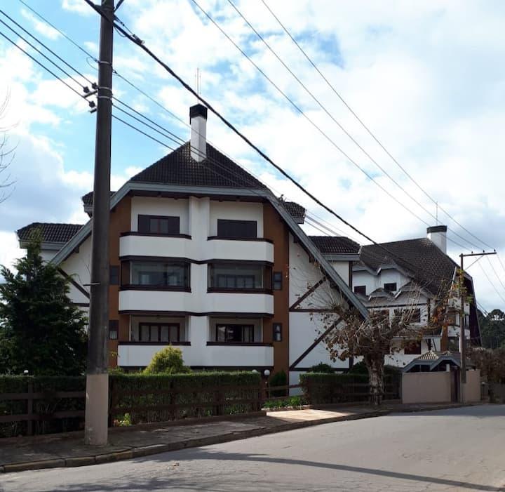 Apartamento próximo ao Capivari