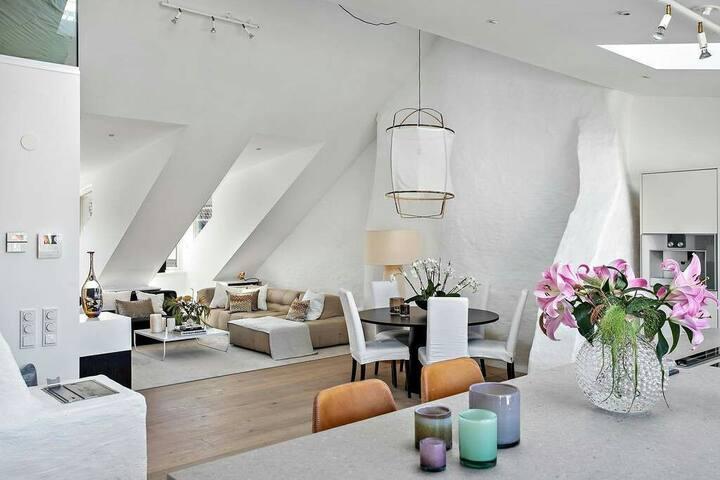 $$$Fantastic attic apartment$$$
