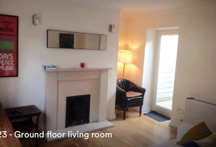 Fab 2bed South City..Ideal base to explore dublin!