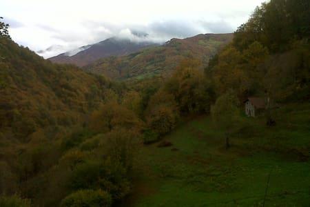 Casa de campo  - Llanuces, Asturias
