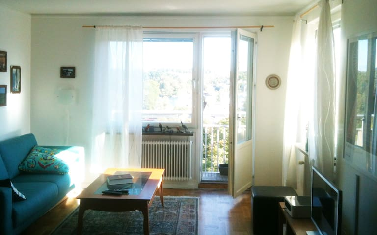 Apartment 2 rooms Nacka, Stockholm
