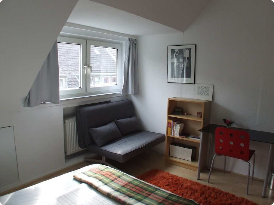 Sofa im Zimmer / sofa in the room