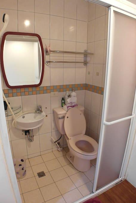 私人的衛浴
