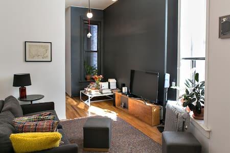 Open Plan Designer's Apartment
