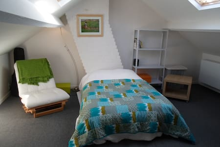 Cozy room near airport. - Zaventem