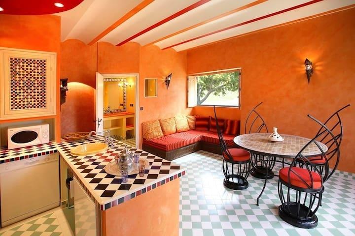 L'appartement MAROC à Valsoyo - Upie - Apartment
