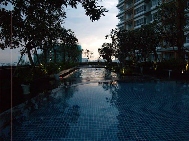 Majestætiske visning i 3 vrlse hem  - Ho Chi Minh City