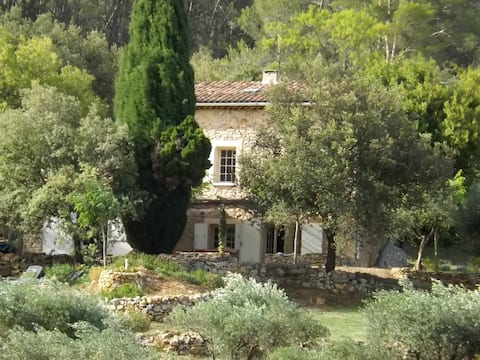 Authentic stone cottage in the nature, priv. pool