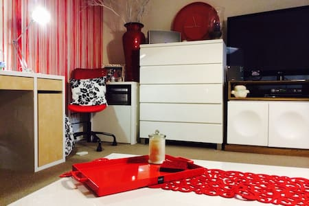 Modern room near Macquarie uni Syd - Marsfield