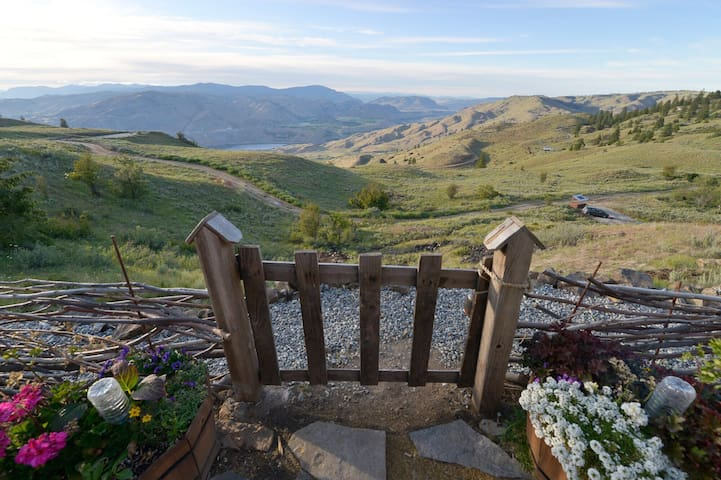 Soak up the sun and fresh air while taking in the magnificent views of Middle Washington.