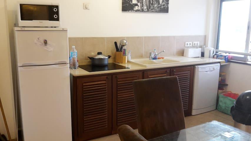 Studio tout confort en centre ville - Cayenne - Flat
