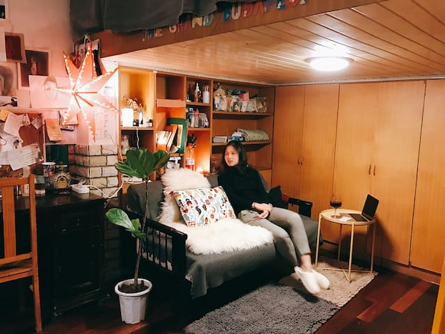 ️Cozy Sofa In French Concession️ - 上海