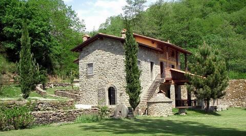 Mulino de Briganti - monolocale Verde