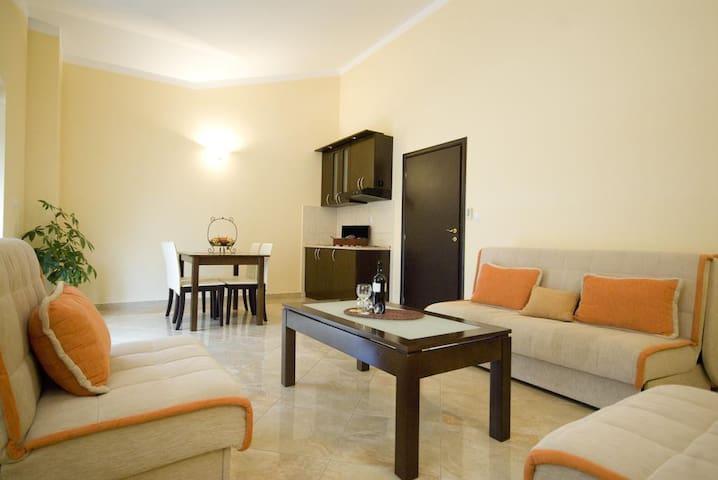 Contessa Apartments N9 - Budva - Villa