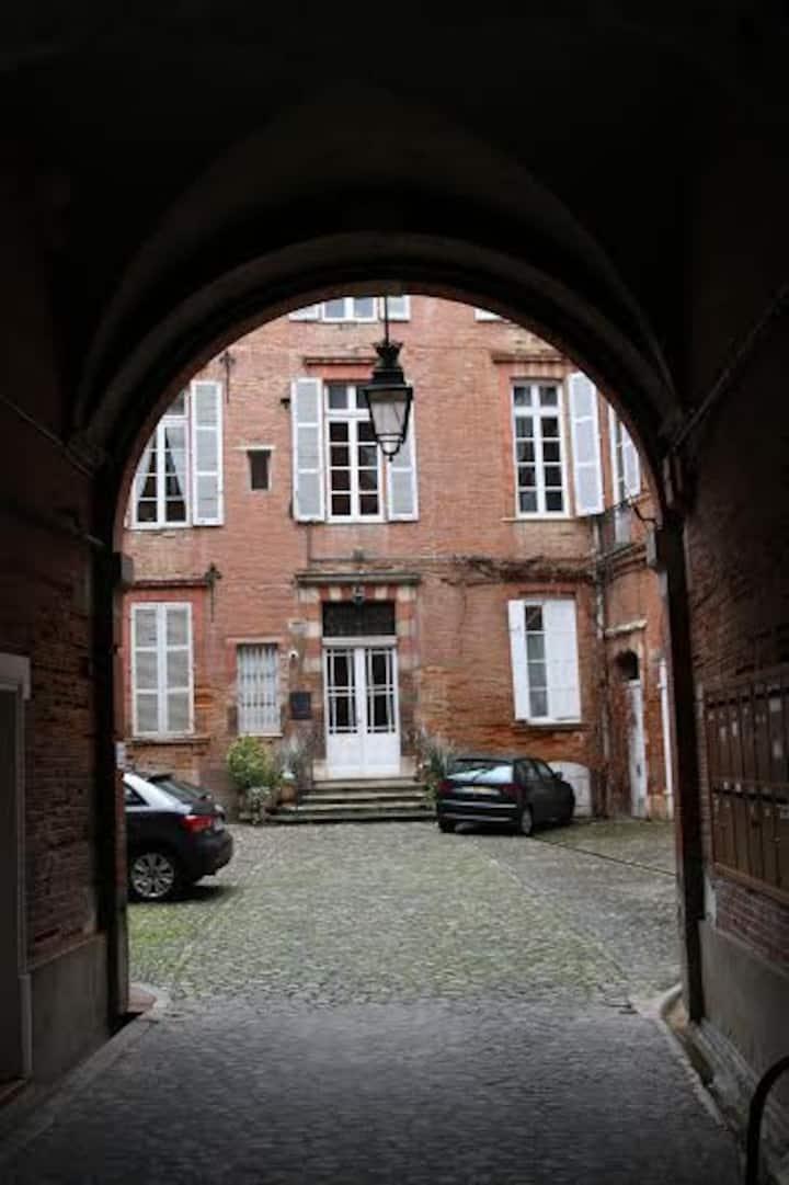 Chambre de charme cœur historique