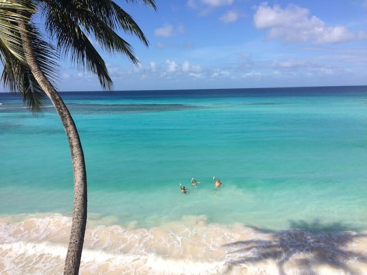 South Coast beach apartment, Worthing Barbados