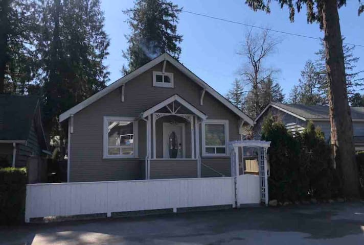 Cultus Lake Cottage