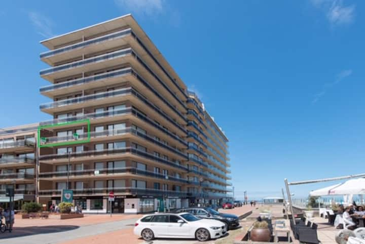 Lichtrijk appartement op toplocatie, zonnig terras