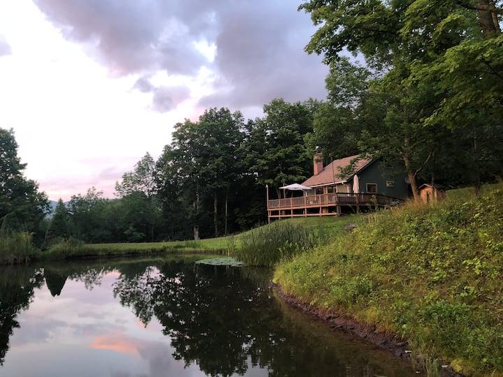 Catskills Sunset House