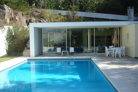 The Pool House-up to 10p - Oliveira do Douro
