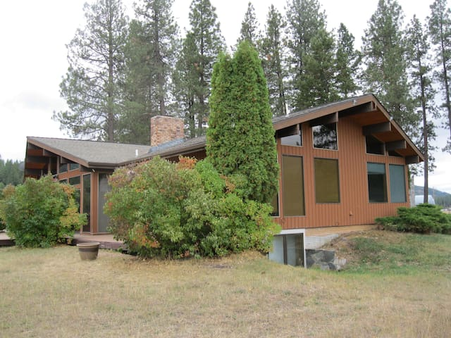 Share our ranch home near Missoula - Missoula - Pousada