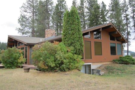 Share our ranch home near Missoula - Missoula - Bed & Breakfast