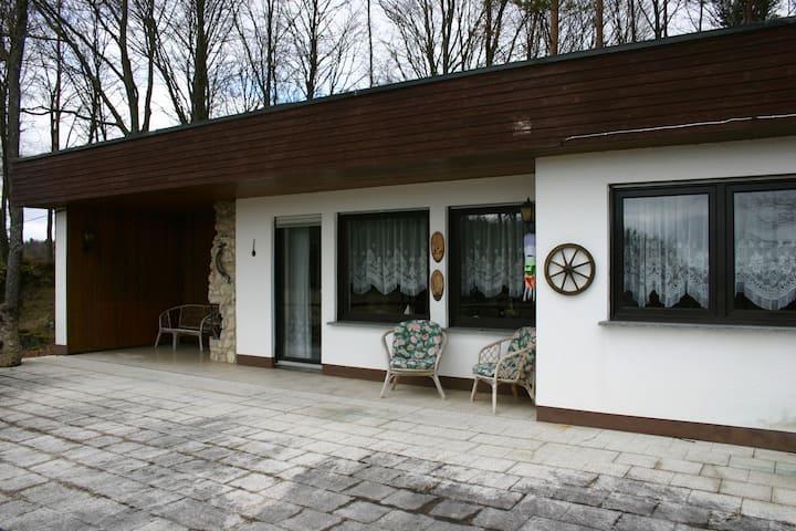Ferienhaus in Köttweinsdorf Nähe Bayreuth/Bayern